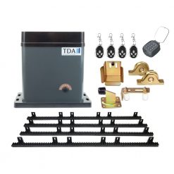 Sliding Gate Opener LOW VOLTAGE Kit (DKC301DC)